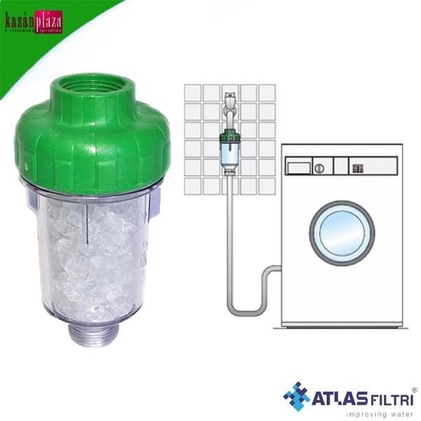 ATLAS DOSAL polifoszfátos vízkőmentesítő mosógéphez 3/4 KB menettel