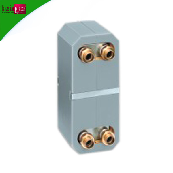 VIESSMANN Vitotrans 100 PWT lemezes hőcserélő max: 30 bar / 200 °C