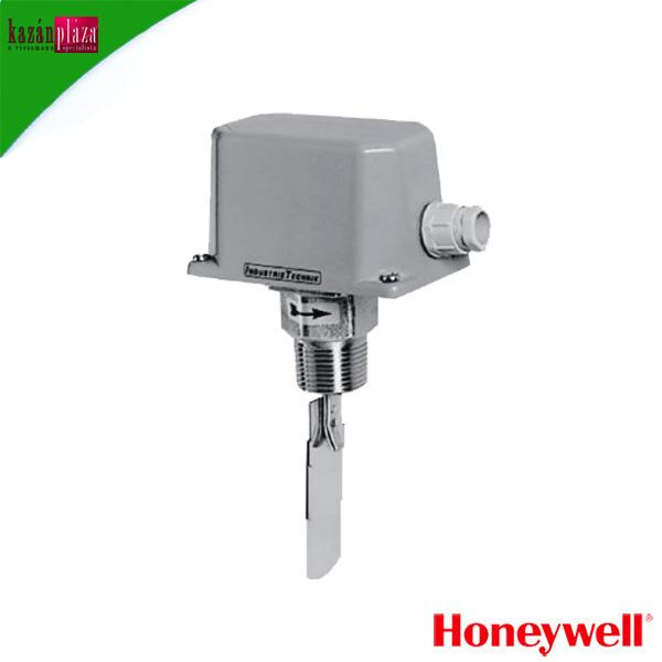 Honeywell folyadék áramlás kapcsoló, kimenet SPDT, alapjel 0,6-165 m3/h pmax:11 bar