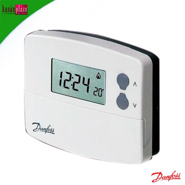 Szobatermosztát Danfoss TP4000 napi programos