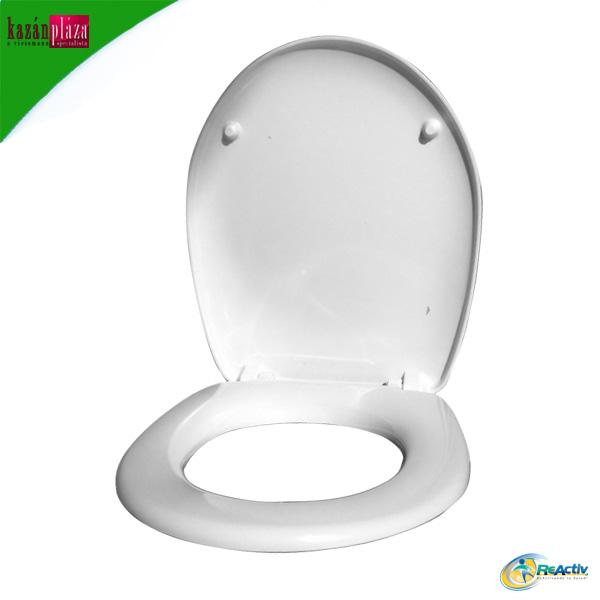 WC ülőke Reactiv ARÉNA fém zsanéros