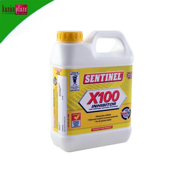 SENTINEL X100 inhibitor fűtési rendszervédő adalék 1 liter