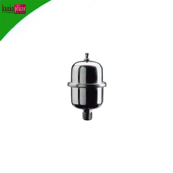Tágulási tartály hidro 0,16L/15 bar HMV vízütés csillapító INOX GITRAL