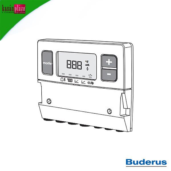 BUDERUS AM10 időjárásfüggő modul