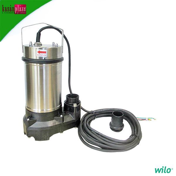 WILO Drain TS40 H90/5,5 merülőmotoros szivattyú szennyezett vízhez