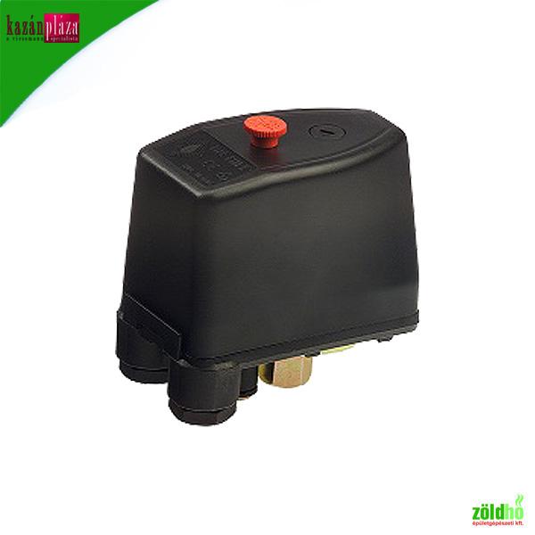 Nyomáskapcsoló PTA12 3F levegőre 2-12 bar